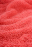 Red wavy background texture Royalty Free Stock Photography
