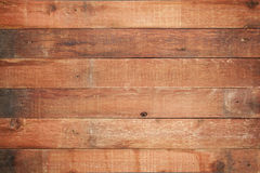 Red barn wood background. Red weathered barn wood background with knots and nail holes royalty free stock photo