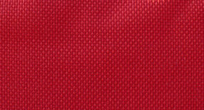Red Weave. Closeup of a camping chair weave stock images