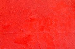 Red wet paper background texture Stock Photo