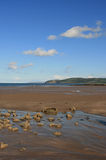Red Wharf Bay Stock Images