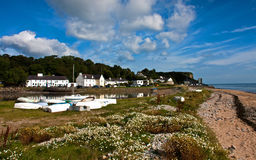 Red Wharf Bay Royalty Free Stock Images