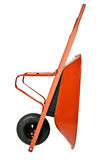 Red Wheelbarrow Royalty Free Stock Image