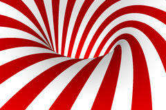 Red & White background Stock Image