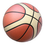 Red-white basketball Royalty Free Stock Photography