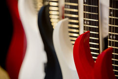 Red, white, black Stock Photo