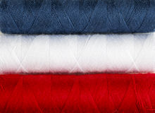 Red White and Blue stock photo