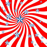 Red White and Blue Royalty Free Stock Image