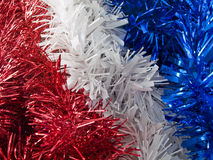 Red White and Blue Celebration Royalty Free Stock Photo