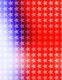 Red White Blue Stars wallpaper Stock Photos