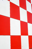 Red and white cell Royalty Free Stock Photos