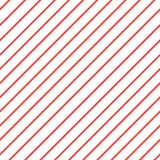 Red white diagonal stripe pattern background. iagonal lines pattern. Repeat straight stripes texture background. Seamless pattern lines royalty free illustration