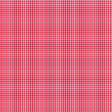 Red and White Gingham Stock Photo