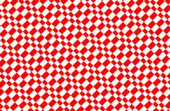 Red and white Gingham pattern.Texture from rhombus for - plaid,tablecloths,clothes,shirts, dresses,paper,bedding,blankets,quilts. And other textile products stock illustration