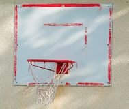 Red and white hoop Royalty Free Stock Photos