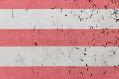Red white linen background Royalty Free Stock Photos