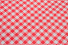 Red white pattern of squares. Royalty Free Stock Photo