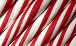 Red and white peppermint candy Royalty Free Stock Image