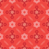 Red and white seamless texture - vector Stock Photos