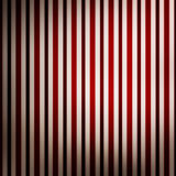 Red and white striped background Royalty Free Stock Photography