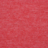 Red and white striped cotton polyester texture Stock Photo