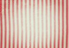 Red and white stripes vintage background royalty free stock image