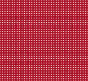Red and White Textile Design Royalty Free Stock Images