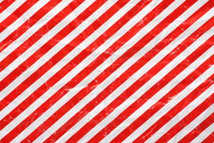 Red and White Wrapping Paper Stock Images