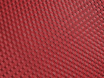 Red Wicker Royalty Free Stock Image