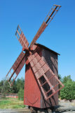 Red Windmill Royalty Free Stock Photos