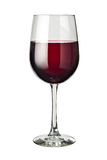 Red Wine isolated royalty free stock images