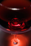 Red Wine. In a glass, close up stock images