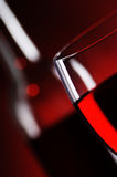 Red Wine. Close up of Red Wine royalty free stock images