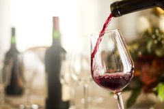 Free Red Wine Stock Photography - 61395692