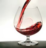 Red Wine.  Stock Photos