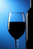 Red wine. Royalty Free Stock Image