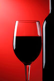 Red wine. Royalty Free Stock Photography