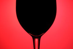 Red wine abstract. Royalty Free Stock Photography