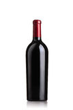 Red wine bottle Royalty Free Stock Photo