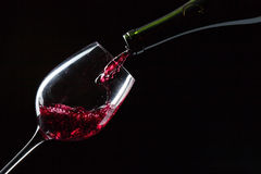 Red wine Royalty Free Stock Photos