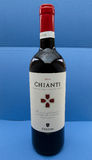 Red wine Chianti Royalty Free Stock Images