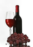 Red wine classic Stock Image