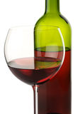 Red wine close-up Royalty Free Stock Photography