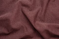 Red wine-colored fabric texture royalty free stock photography