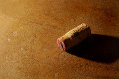 Red wine cork Royalty Free Stock Photos