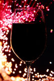 Red wine glass Royalty Free Stock Photos