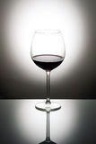 Red wine glass Royalty Free Stock Photography