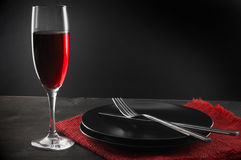 Red wine Stock Images