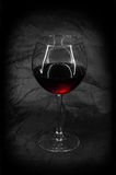 Red wine. Stock Images