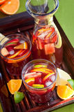 Red wine Sangria Royalty Free Stock Image